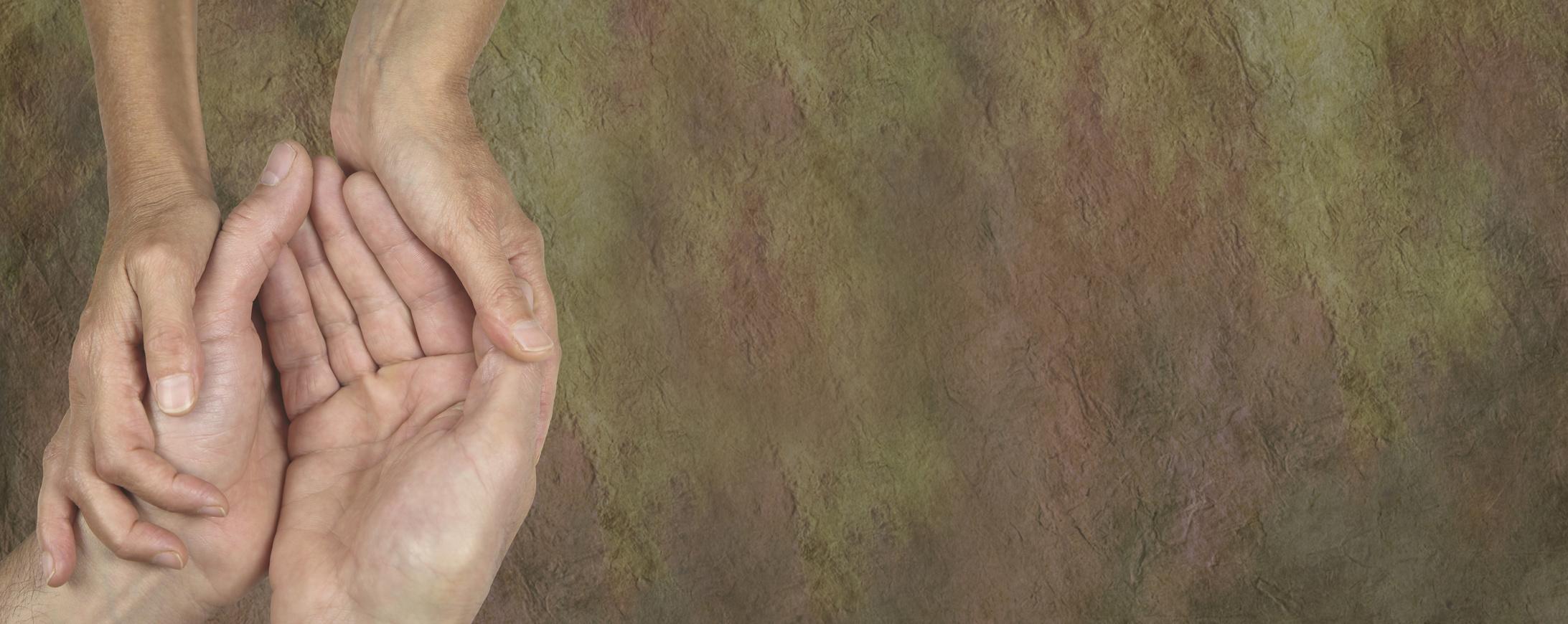 Charity Website Banner